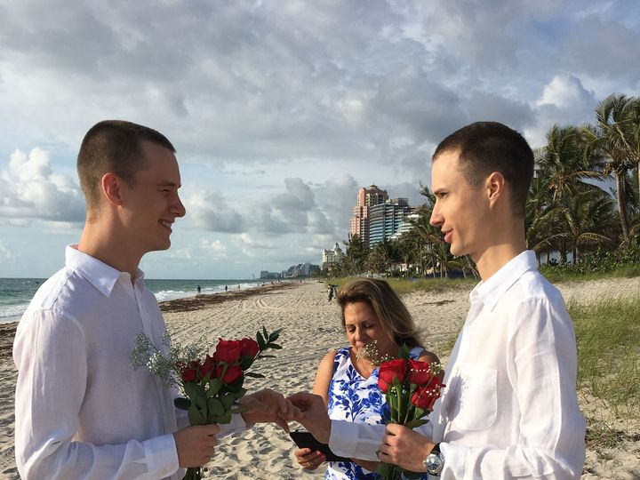 Tmx 1525133063 28ff98d7d53df486 1525133060 85925ed2751722f2 1525133031315 3 James   Jesper.jpg Daytona Beach, FL wedding officiant