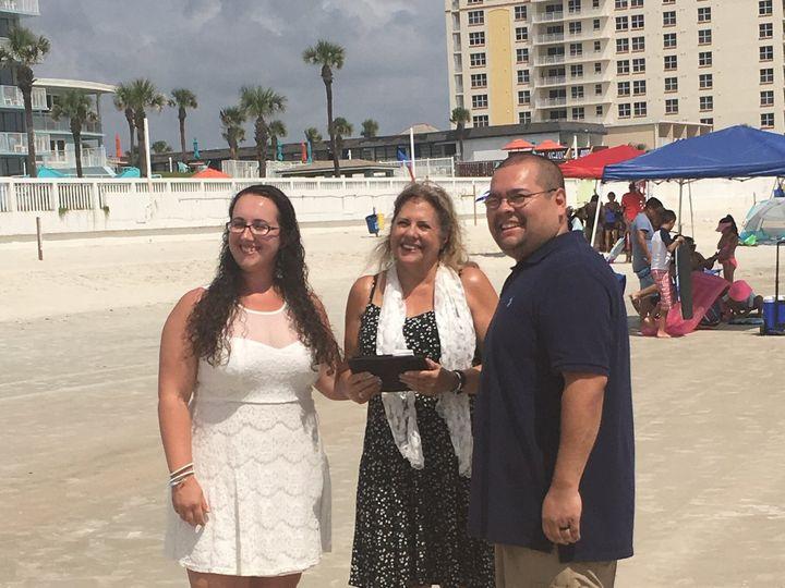 Tmx 5d061812 0b5f 49e4 Baaa C1de46569fce 51 972615 Daytona Beach, FL wedding officiant