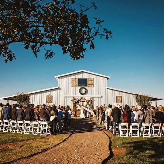 Wedding at The Reserve