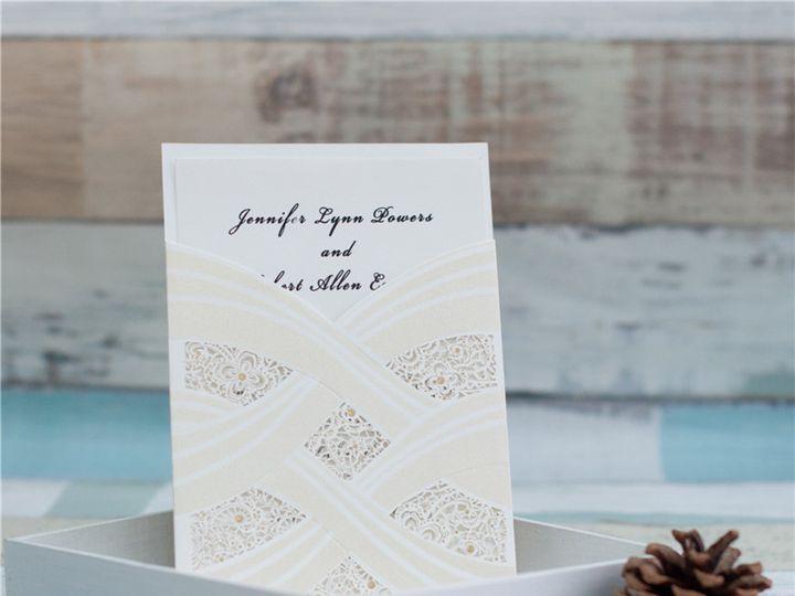 Tmx 1448046242081 Wpl00031 West Bloomfield, Michigan wedding invitation