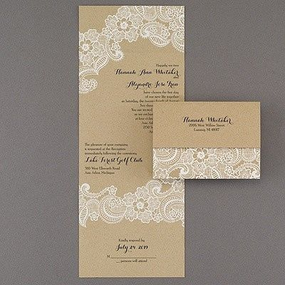 Tmx 1453773967359 1080wrmd30945mn West Bloomfield, Michigan wedding invitation