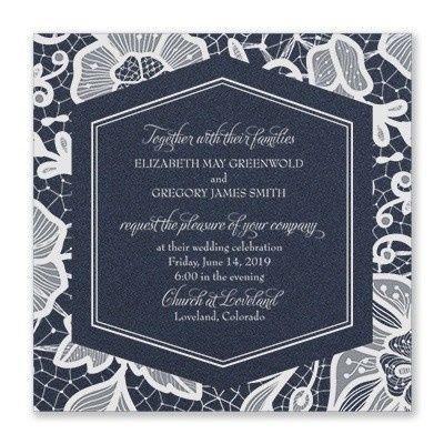 Tmx 1453774004000 3214mm39330nsmn West Bloomfield, Michigan wedding invitation