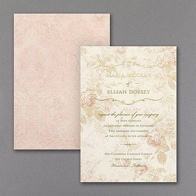 Tmx 1453774360536 3285rz38757lb2mn West Bloomfield, Michigan wedding invitation