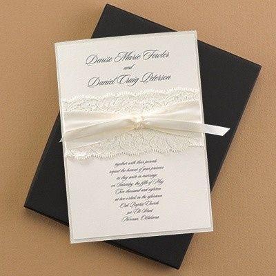 Tmx 1453774988460 3124bsn4388mn West Bloomfield, Michigan wedding invitation