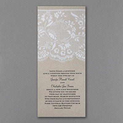 Tmx 1453775004536 3148ke13233mn West Bloomfield, Michigan wedding invitation
