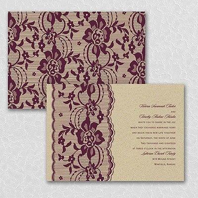 Tmx 1453775019019 3254tws35018mn West Bloomfield, Michigan wedding invitation