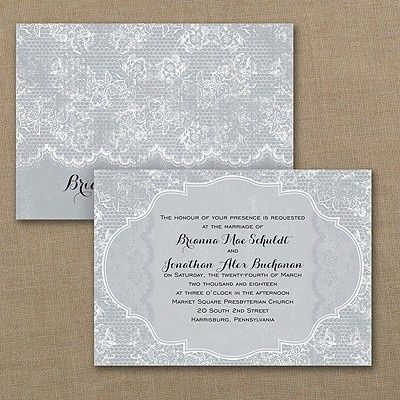 Tmx 1453775024133 3254tws35256mn West Bloomfield, Michigan wedding invitation