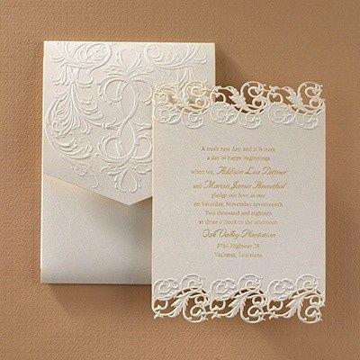Tmx 1453775692084 3124bsn4401mn West Bloomfield, Michigan wedding invitation