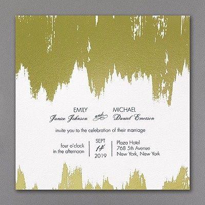 Tmx 1453775715880 3214mm13677mn West Bloomfield, Michigan wedding invitation