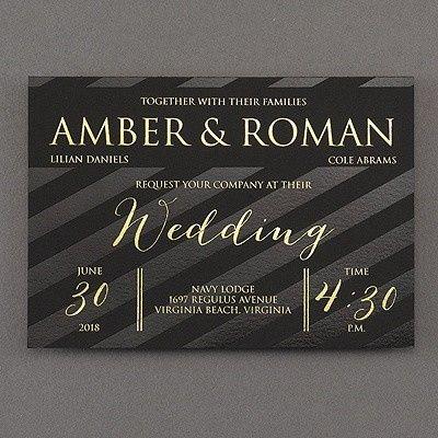 Tmx 1453775765741 3285rz38777mn West Bloomfield, Michigan wedding invitation