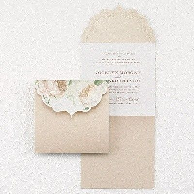 Tmx 1453776156425 3150fv13454mn West Bloomfield, Michigan wedding invitation