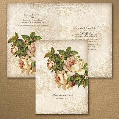 Tmx 1453776160951 3254tws17843mn West Bloomfield, Michigan wedding invitation
