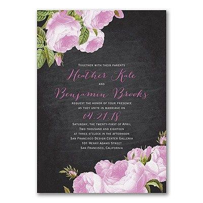 Tmx 1453776674088 3283ll36000whmn West Bloomfield, Michigan wedding invitation
