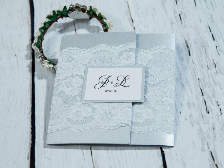 Tmx 1485620813408 Jens Invites Dec 116 West Bloomfield, Michigan wedding invitation