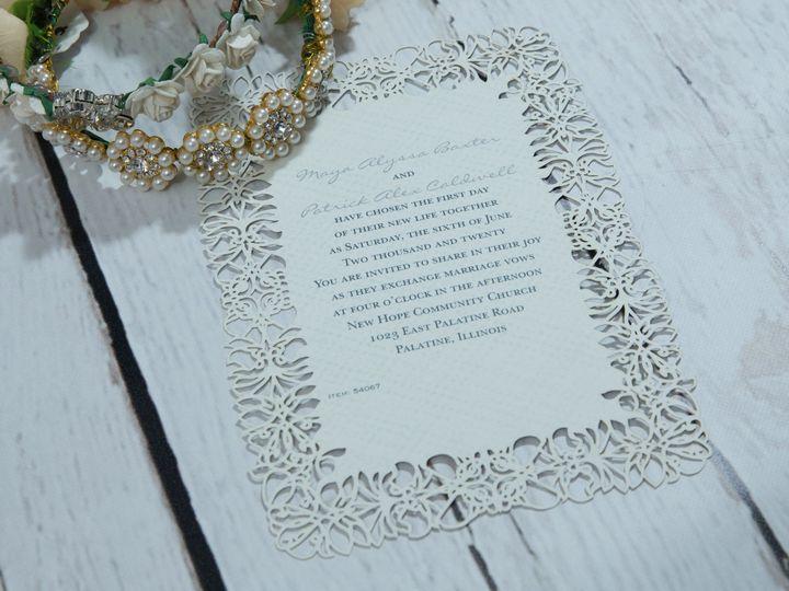Tmx 1485829993502 Jens Invites Dec 15 West Bloomfield, Michigan wedding invitation
