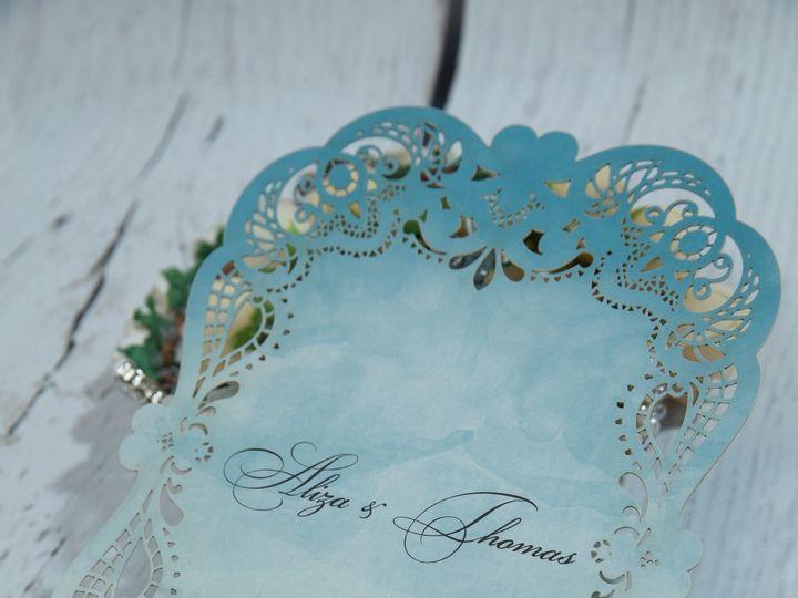 Tmx 1485830041679 Jens Invites Dec 20 West Bloomfield, Michigan wedding invitation
