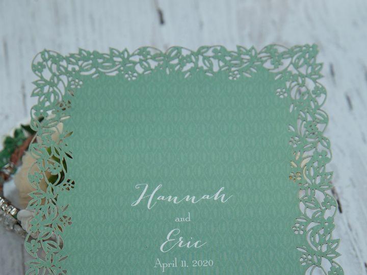Tmx 1485830066364 Jens Invites Dec 24 West Bloomfield, Michigan wedding invitation