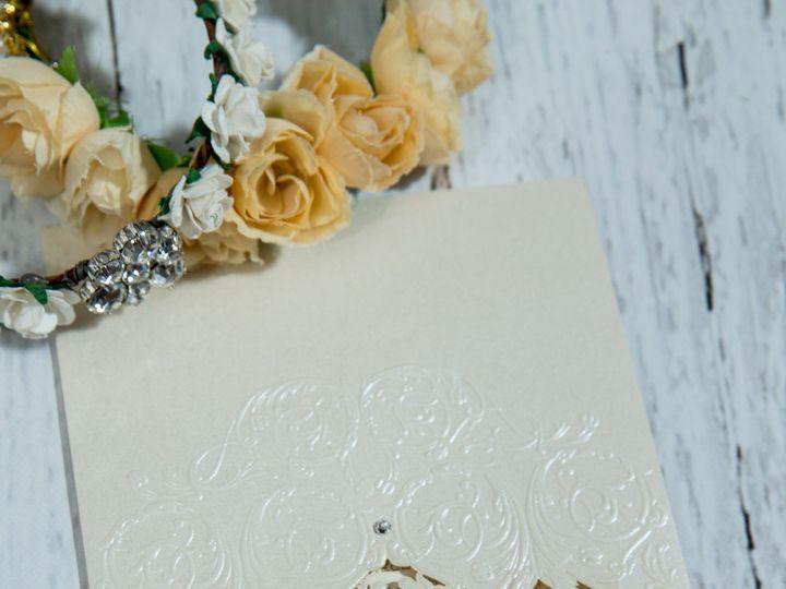 Tmx 1485830116644 Jens Invites Dec 71 West Bloomfield, Michigan wedding invitation