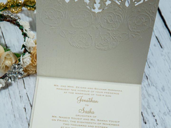 Tmx 1485830144673 Jens Invites Dec 72 West Bloomfield, Michigan wedding invitation