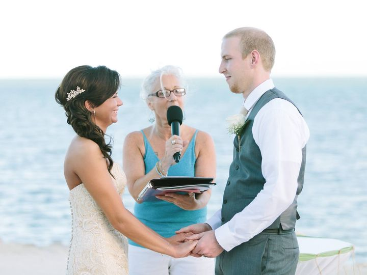 Tmx 1421380354899 Dalilla And Nick 10 12 2014 Hollywood wedding officiant
