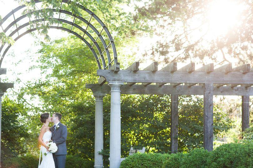 ault park wedding photos