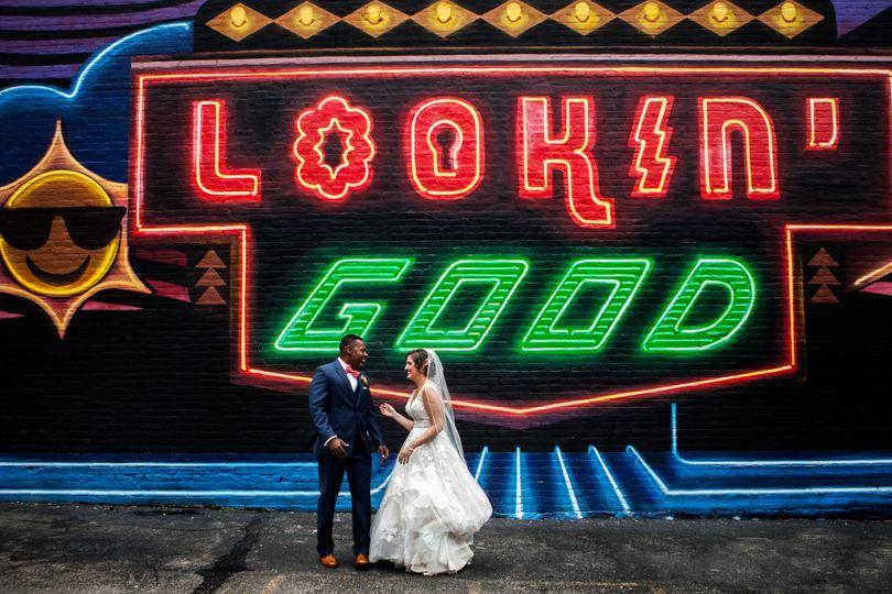 cincinnati otr wedding photos