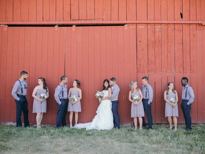 Tmx Tam Bridal Party At Red Barn 51 1895615 157471867154978 Newton, NJ wedding catering