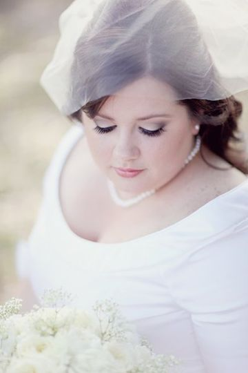 Bride photoshoot