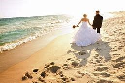 Your wedding stroll!