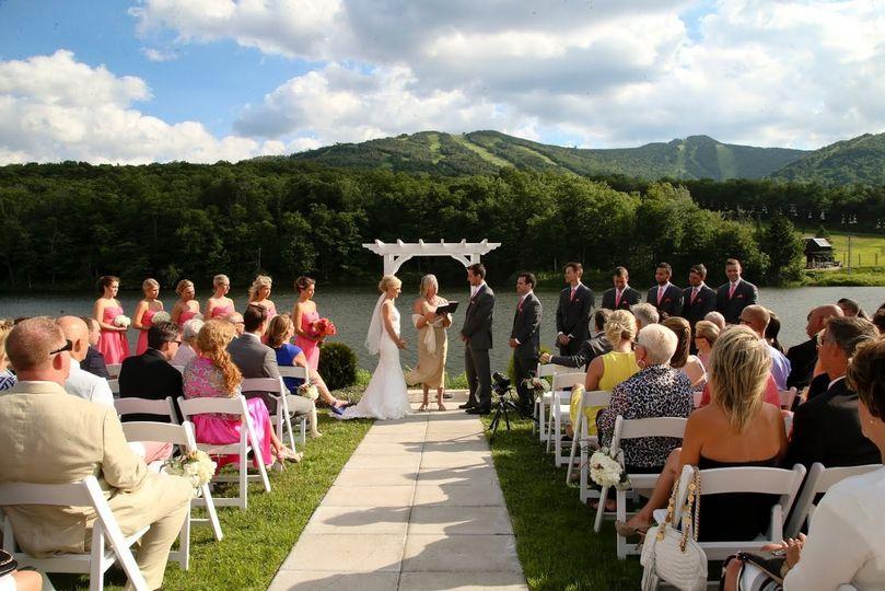 Killington vermont wedding