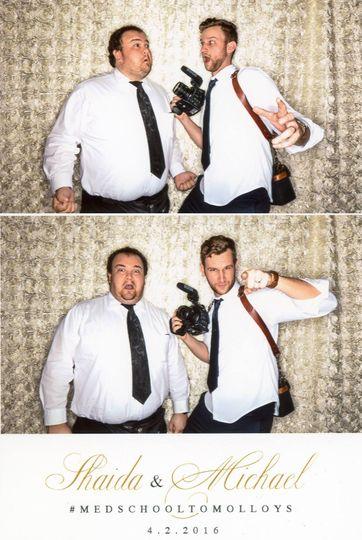 michael shaida photobooth