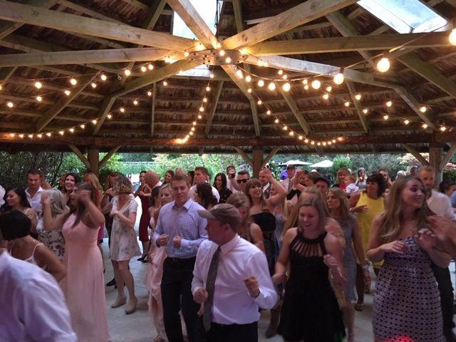 Cedar Springs Wedding