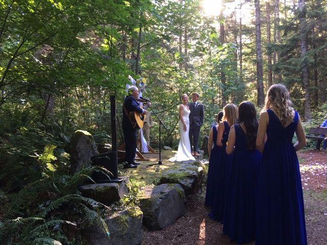 Tmx Copper Creek Ceremony Woods 51 59615 1571168917 Puyallup, Washington wedding dj