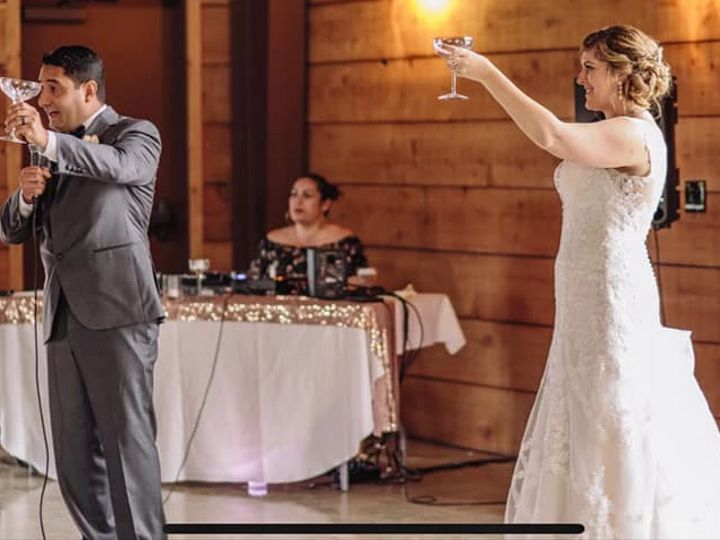 Tmx Playing At A Wedding In Santa Barbara 51 1040715 North Hollywood, CA wedding dj