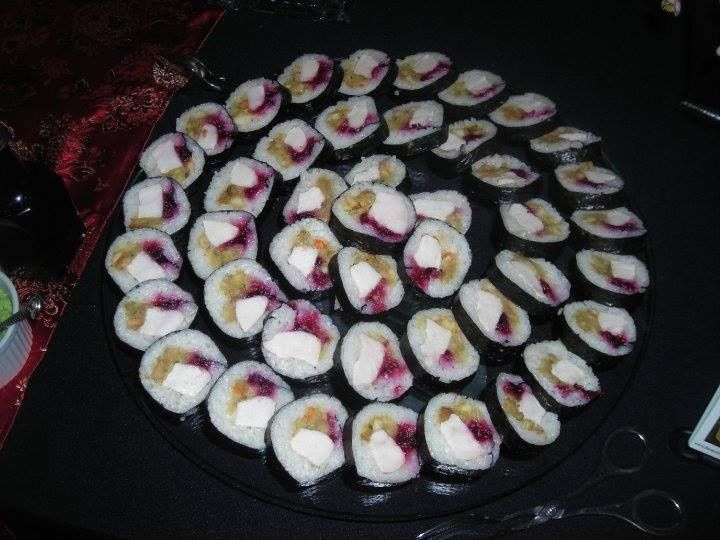 Tmx 1399482490185 Cheese Sush Manchester wedding catering