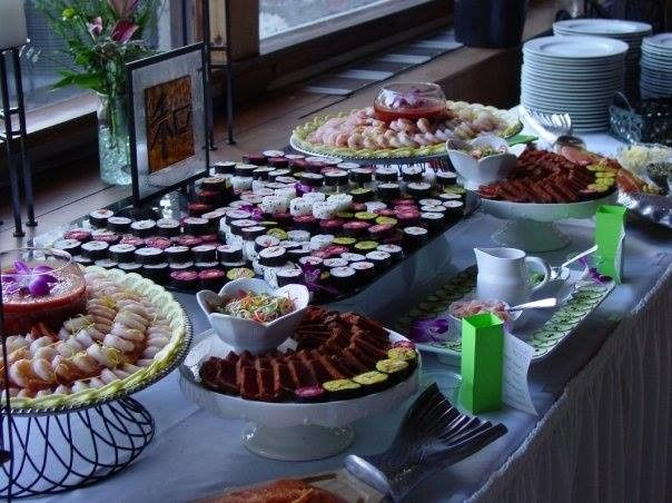 Tmx 1399482537570 Cucumbe Manchester wedding catering