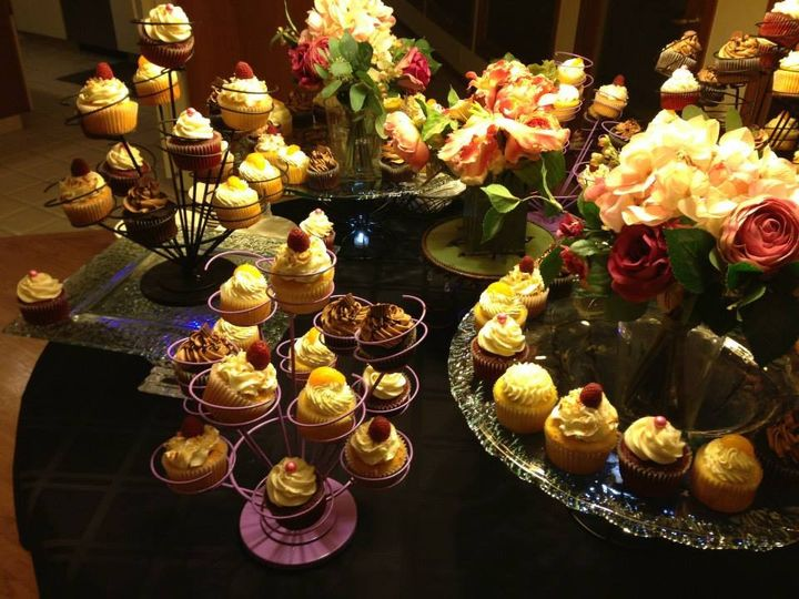 Tmx 1399482539754 Cupcake Manchester wedding catering