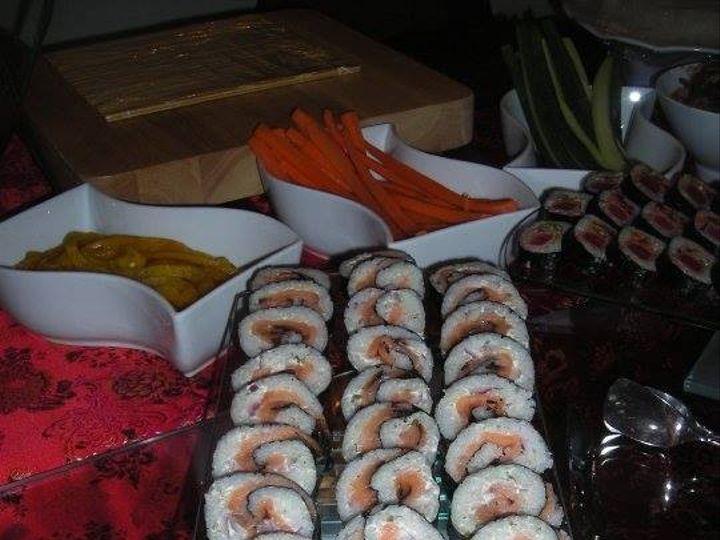 Tmx 1399482553086 Fish Sush Manchester wedding catering