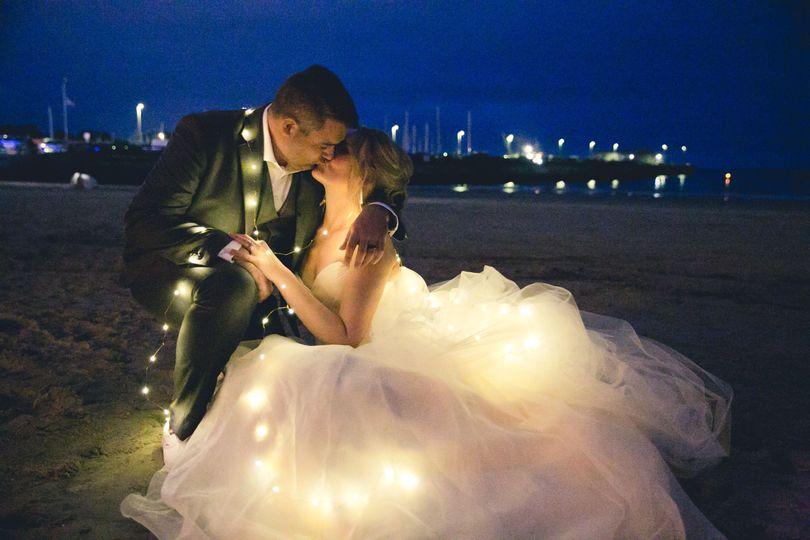 Monterey Beach House Wedding