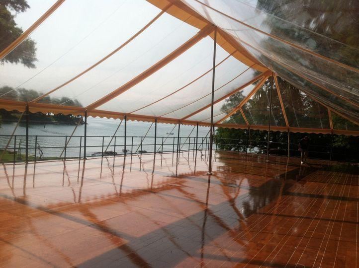 800x800 1428604029502 ch&agnecleartop1 ... & Seacoast Tent Rentals - Event Rentals - Boston MA - WeddingWire