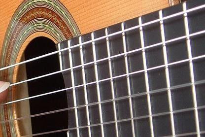 guitar horizontal
