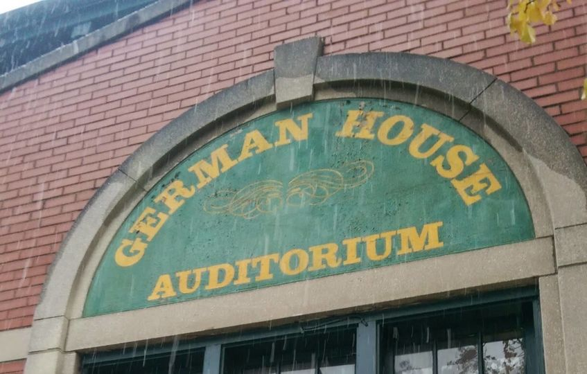 The Historic German House