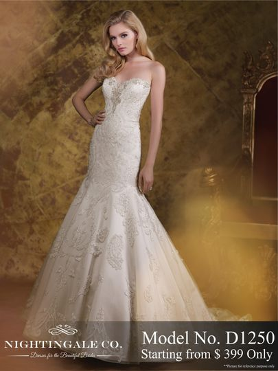 Nightingale Co. Wedding Dresses - Dress & Attire - Portland, OR ...