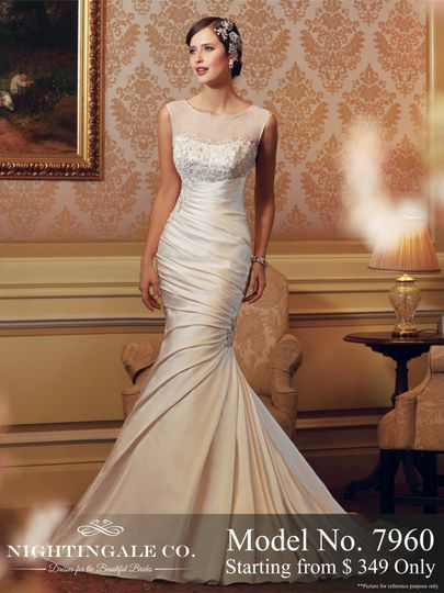 3ec57c106370 Nightingale Co. Wedding Dresses - Dress & Attire - Portland, OR ...