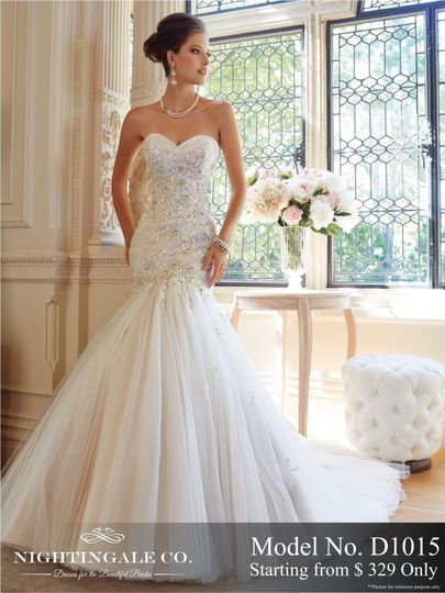 Nightingale Co. Wedding Dresses - Dress & Attire - Portland, OR ...
