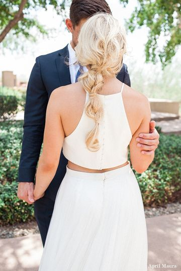 blackstone country club peoria wedding scottsdale