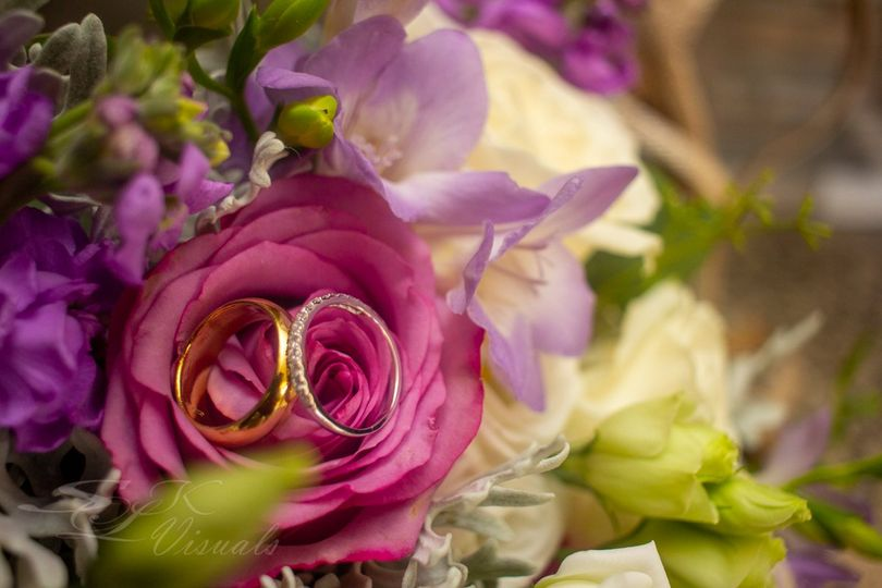 Ring and Bouquet