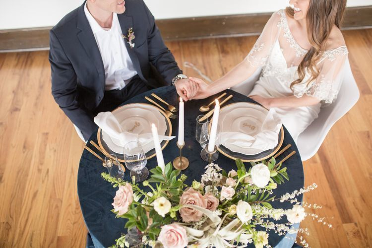 sweetheart table. Photo Cred: Jessica Lynn Tucker Photography