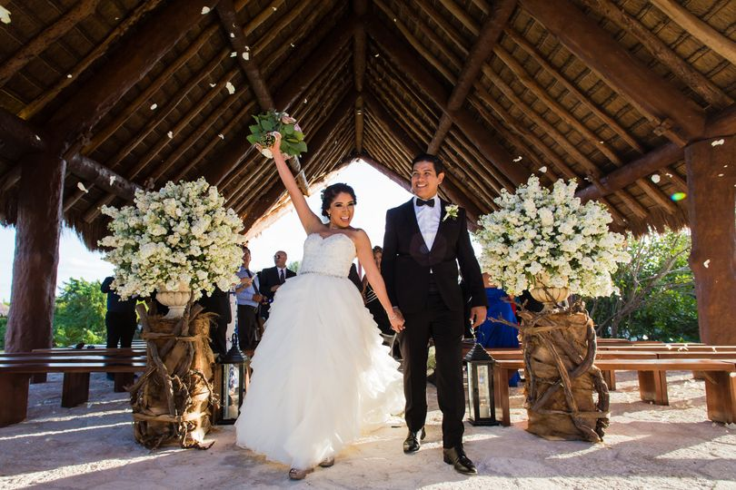Cancun Wedding Videographer