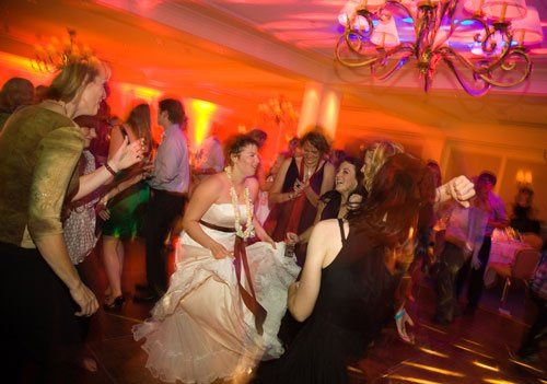 weddingdancelighting